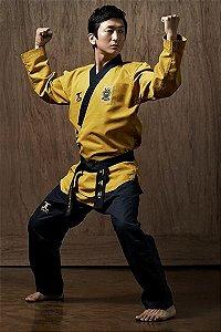 Dobok Kimono Taekwondo JCalicu NARUS Mestre Poomsae