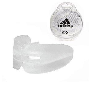Protetor Bucal Duplo Adidas com estojo