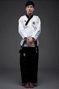 Dobok Kimono Taekwondo JCalicu NARUS Dan Poomsae Masculino