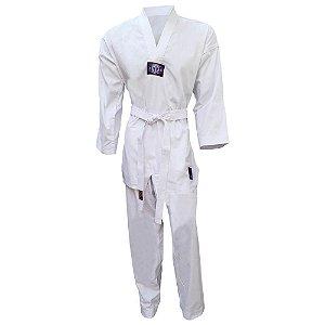 Dobok Kimono Taekwondo Sung-Ja Infantil com faixa