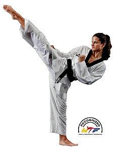 Dobok Kimono Taekwondo Daedo Extra Dry Competição