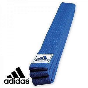Faixa Graduação Azul Adidas Club