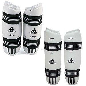 Kit Protetor de Antebraço e Canela Adidas