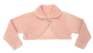 Casaco Infantil de Plush Rose