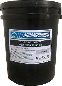 Fluído de Limpeza para Compressor Balde de 20L