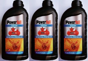 3lts Óleo Mineral 1000 Horas para Compressor de Pistão Pressure