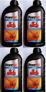 4lts Óleo Mineral 1000 Horas para Compressor de Pistão Pressure