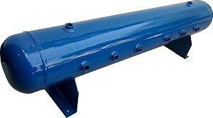 Distribuidor De Ar Manifold P/ Ar Comprimido 6 Saídas 175lbs
