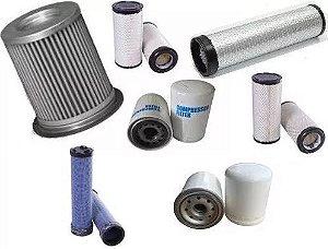 Kit De Filtros Para Compressor Ingersoll Rand P260 Wir