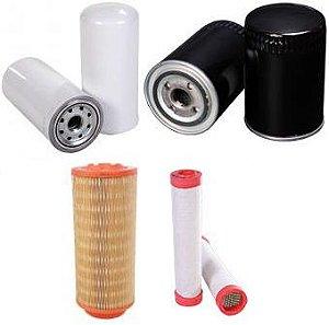 Kit De Filtros Para Compressor Metalplan Totalpack 30