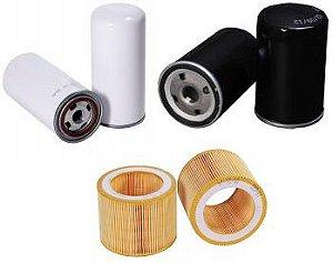 Kit De Filtros Para Compressor Rotativo Atlas Copco Gx7-11