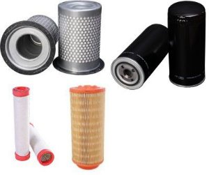Kit De Filtros Para Compressor Schulz Srp 4030 Flex