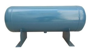 Reservatório Horizontal Ar Comprimido 30 Lts Aço Carbono Pressão 12,3kg