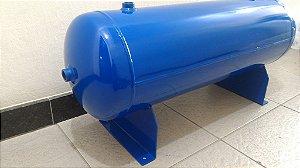 Reservatório Horizontal Ar Comprimido 70 Lts Aço Carbono Pressão 12,3kg