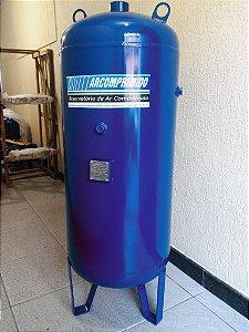 Reservatório Vertical Ar Comprimido 200l Aço Carbono 12,3kg