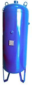 Reservatório Vertical Ar Comprimido 250l Aço Carbono 12,3kg