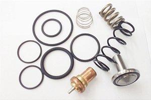 Kit Reparo Válvula de Pressão Mínima e Termostática 3060113 para Compressores Metalplan de 15HP a 20HP