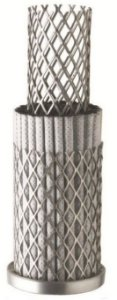 Elemento De Filtro Adsorvente De Carvão Ativado Schulz Modelo EFS 0125 C 007.0273-0