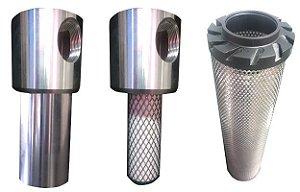 Separador de Condensado em Alumínio