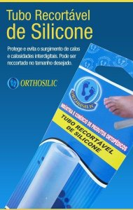 Tubo Recortável de Silicone Orthosilic
