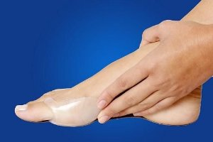 Protetor para Joanete de Silicone Orthosilic