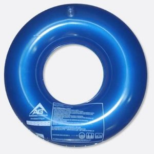 Assento Ortopédico Água Redondo Cadeira de Banho FlexiConfort AG-1002