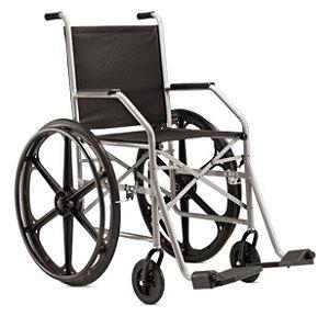Cadeira de rodas Jaguaribe Modelo 1009