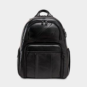 Mochila de couro para fotógrafos Black Edition NW055B