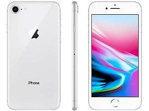 iPhone 8 Prateado 128gb Nacional Homologado - Garantia 1 ano
