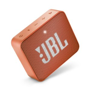 Caixa de Som JBL GO 2, Bluetooth, Laranja
