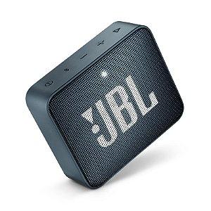 Caixa de Som JBL GO 2, Bluetooth, Azul Marinho