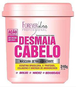 Forever Liss Máscara Desmaia Cabelo Anti Volume e Frizz 240g