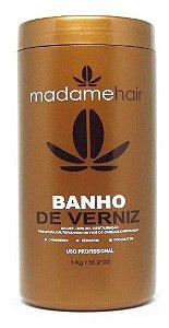Madame Hair Banho de Verniz Reduçao de Volume e Brilho -1kg