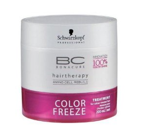 Schwarzkopf Bonacure Color Freeze Máscara - 200ml
