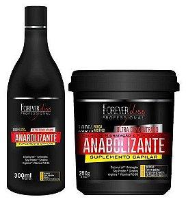 Forever Liss Kit Anabolizante Shampoo + Mascara 250g