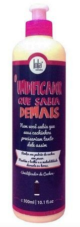 Lola O Umidificador Que Sabia Demais - Leave-in 300ml