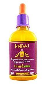 Lola Pinga Patauá e Moringa Óleo de Tratamento - 55ml