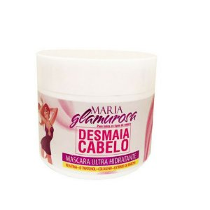 Maria Glamurosa Desmaia Cabelo Máscara Hidratante 500g