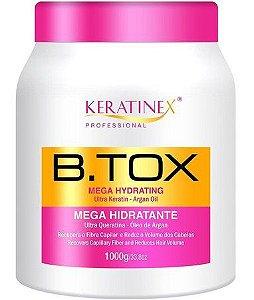 Keratinex B.tox Capilar Mega Hidratante 1Kg