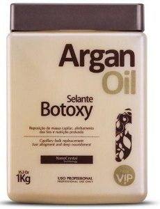 Vip  Argan  Oil Bbtox Selante Capilar 1kg