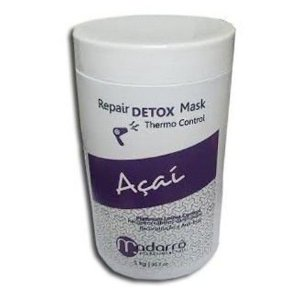 Madarrô Detox Mask Açaí - Thermo Control 1kg
