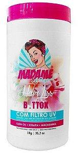 B.tox Capilar Madame  c/ Filtro UV - 1kg (+ Brinde)