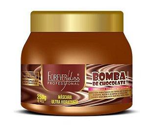 Forever Liss Máscara Bomba de Chocolate 250g