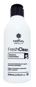 Nativa Fresh Clean Shampoo Antirresíduo Anti Residuo 300ml
