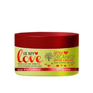 Bbtox Sem Formol Amor Orgânico Is My Love Creme Alisante 250g