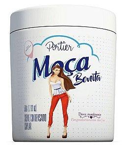 Moça Bonita Portier Gourmet  Mascara Capilar Leite Moça 500g