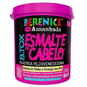 Berenice Assanhada Botox Esmalte De Cabelo  250g