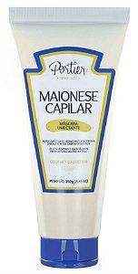 Maionese Portier Gourmet  Capilar Mascara Umectante 250g