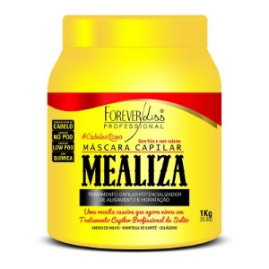Maizena MeAliza Forever Liss  Mascara Alisamento 1Kg
