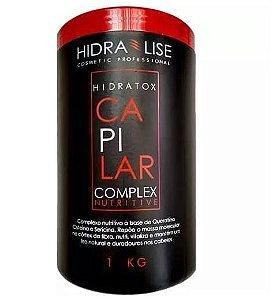 Bbtox  Hidratox Capilar Nutritive - Hidralise 1kg